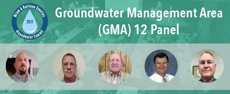 Groundwater Management Area 12 Panel