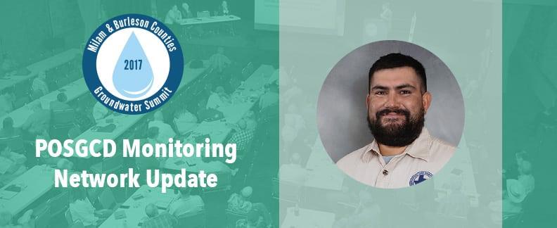 POSGCD Monitoring Network Update