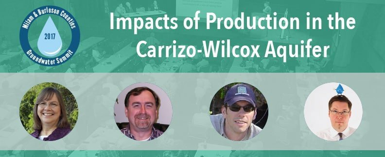 Impacts Of Production In The Carrizo-Wilcox Aquifer