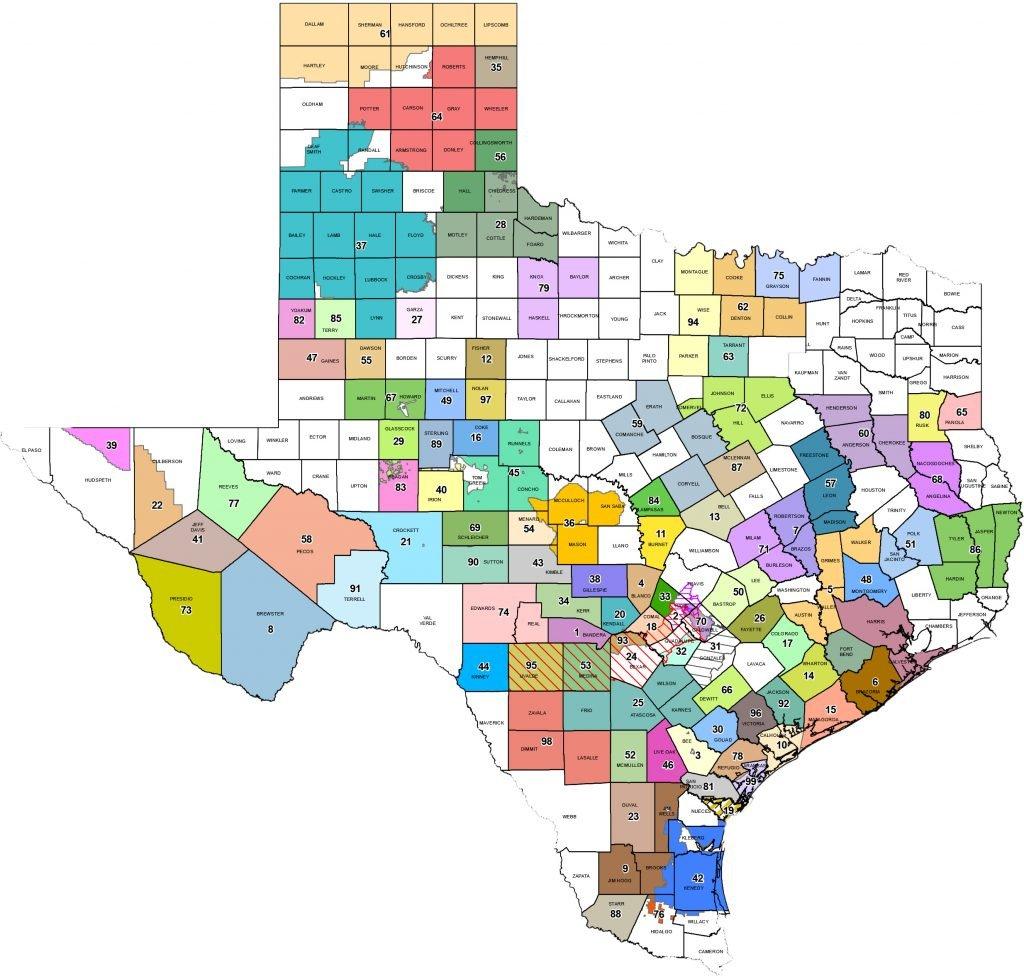 GCD's Texas